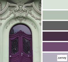 (24) Gallery.ru / Фото #9 - palette de couleurs - florette