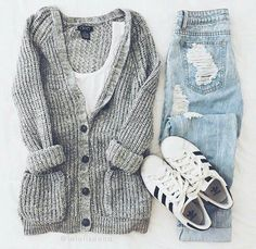 Awesome Cute Spring Outfits 40 Super cute outfits for school. Check more at - Awesome Cute Spring Outfits 40 Super cute outfits for school… Check more at Source by - Fashion Mode, 50 Fashion, Look Fashion, Fashion Ideas, Womens Fashion, School Fashion, Latest Fashion, Fashion Trends, College Fashion