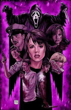 Scream... Awesome fan art.