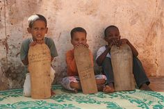 File:Madrasah pupils in Mauritania.jpg