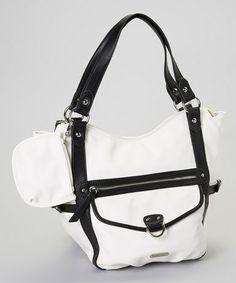 Take a look at this White Amber Tote by Franco Sarto on today! That Look, Take That, Hold Ups, Franco Sarto, Amber, Bags, Beautiful, Style, Fashion