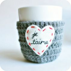 coffee mug cozy!