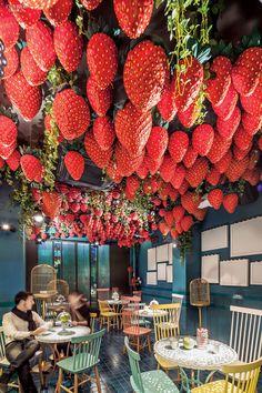 Fresh picks from Barcelona show off El Equipo Creativo's flair for food: 1. La Dolça Cuisine: Dessert. Square feet: 1,100. ...