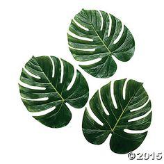 Large Palm Leaves http://m.orientaltrading.com/large-palm-leaves-a2-34_2191.fltr?Nrpp=10000&plaId=550168