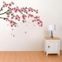 Adesivo de Parede Flor de Cerejeira Sakura Cherry Blossom Bedroom, Sakura Cherry Blossom, Baby Bedroom, Bedroom Decor, Wall Decor, Wall Art, Mural Painting, Room Paint, Art Inspiration Drawing