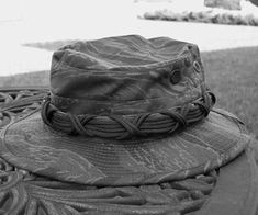 Paracord Boonie Hat Wrap