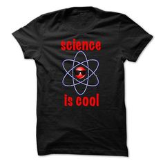 Science is Cool T-shirt T-Shirts, Hoodies (19$ ==►► Shopping Here!)