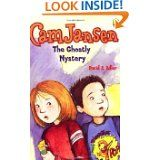 Cam Jansen and the Ghostly Mystery  2nd DRA Level 24