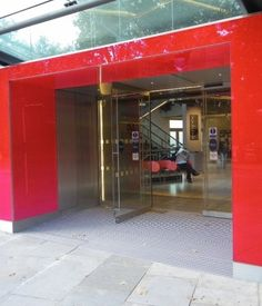 As part of a significant refurbishment, TORMAX recommended installing two of their iMotion 1401 concealed operators to automate a double set of glass swing doors that welcome visitors into the impressive Sadler's Wells theatre, Islington.