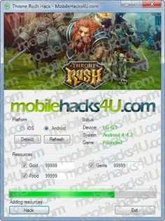 Throne Rush is a multiplayer, crossed social diversion and stage that is presently allowed in iOS set up phones and Android. It's gigantic procedures including RTS, MMORTS and MMO etc. It's a diversion where players must form structures. It's all up to players that how effectively and how quick they are worked by them. There …