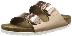 Birkenstock 'Arizona' Womens Sandals Natural Leather ** Unbelievable  item right here! : Birkenstock sandals