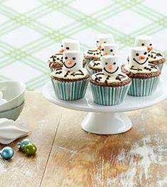 Kakeoppskrifter | Freia Hjemmekonditori Mini Cupcakes, Desserts, Food, Recipes, Tailgate Desserts, Deserts, Essen, Postres, Meals