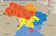 Risultati immagini per ripartizione dell'ucraina