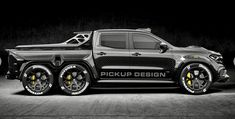 Mercedes Klasse X Pickup Design Exy Monster X Konzept - Trucks - Auto Pick Up, 6x6 Truck, Pickup Trucks, Jeep Pickup, Truck Camper, Chevy Trucks, Custom Trucks, Custom Cars, Cool Trucks