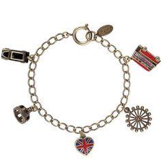 Cath Kidston - London Charm Bracelet