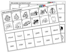Lezen: Kern 5: MiniLoco Daily Five, Dutch Language, Busy Bags, Spelling, Mini, Homeschool, Index Cards, Dyslexia, Tote Bags