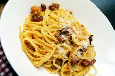 Spaghetti Carbonara | Cooking Italy