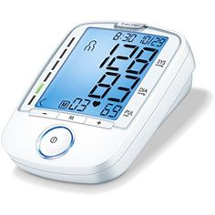 """Beurer Upper Arm Blood Pressure Monitor with cuff 8.6"""" to 13.7"""" – XL easy to read display – Storage bag included ** Details can be found by clicking on the image. (This is an affiliate link) #MedicalSuppliesEquipment"""