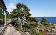 Sauna in the archipelago of Helsinki.