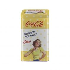 Pote Pin Up Yourself 18 Cm Coca Cola