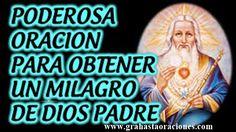 Oración para solicitar Un Milagro muy Poderoso