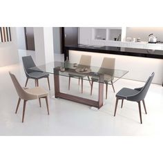 Zuo 'Rize' Dining Table | Overstock.com Shopping - The Best Deals on Dining Tables