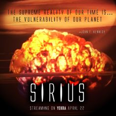 """Only a few more days! Sirius, the product of over 20 years of research on extraterrestrial life, premieres through YEKRA on April 22. It's bigger than a movie... it's a movement. You can PRE-ORDER the film TODAY from www.siriusdisclosure.com OR by clicking the """"PRE-ORDER NOW"""" tab from Sirius - The Movie's Facebook page... The Disclosure Project is committing 100% of the net proceeds to building a FREE ENERGY LAB."""