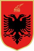 On 25 March 1939, Italian dictator Benito Mussolini gave Albanian King Zog I an ultimatum demanding the acceptance of an Italian military protectorate over Albania. When Zog refused to accept, the Italians invaded on 7 April, and deposed him.Zog subsequently fled the country. Afterwards, the Italians re-established the Albanian state as a protectorate of the Kingdom of Italy.