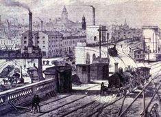 Su objetivo principal era la industrialización.