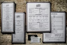 Vintage-style logo and branding for New York restaurant | Branding | Creative Bloq