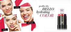 HELLO Hydrating Lip Color: Avon True Color Lip Balm INTRO SPECIAL $2.99 - SHOP NOW https://mbertsch.avonrepresentative.com #lipstick