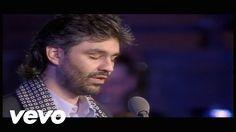 Andrea Bocelli - Con Te Partiro - Live From Piazza Dei Cavalieri, Italy ...