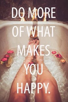 Quote happy fuck it shower legs flowers spa