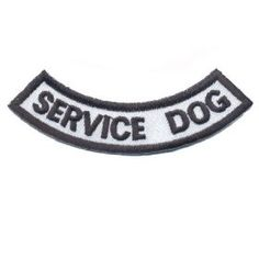 Affordable Service Dog Patch