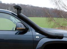 4WD Accessories - Wolf 4x4 - Seikel Snorkel - VW Amarok - Polyethelen