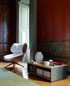 Tavolino: SURFACE - Collezione: B&B Italia - Design: Vincent Van Duysen
