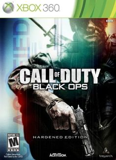 Call of Duty Black Ops Hardened Edition Xbox 360 * You can find more details by visiting the image link.