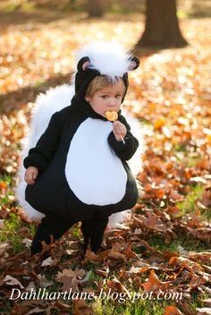 Adorable handmade Halloween costumes for kids