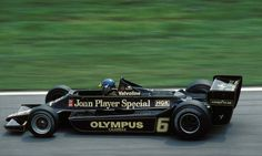Ronnie Peterson (SWE) (John Player Team Lotus), Lotus 79 - Ford-Cosworth DFV 3.0 V8 (finished 1st)  1978 Austrian Grand Prix, Österreichring