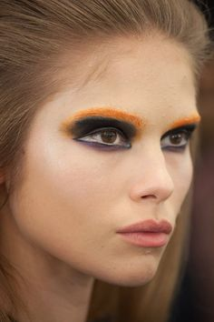 Make-Up by Pat McGrath at Prada Womenswear A/W12