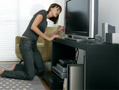How to keep your flat screens clean.