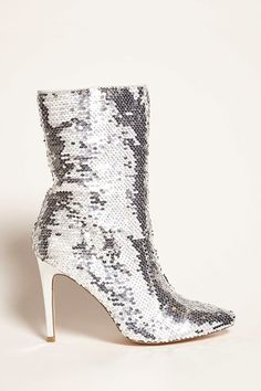 3da31feb4efc00 Forever 21 - Product Name Sequin Pointed Boots