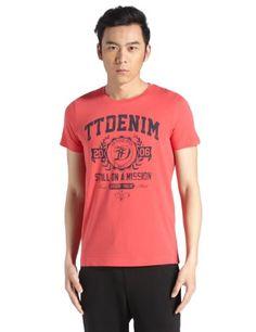 [Kaufen Neu: EUR 4,97 - EUR 9,95 ] (Germany): Bekleidung: TOM TAILOR Denim Herren T-Shirt 10245280912/new print nos tee