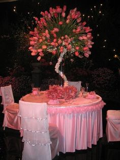 tulip tree - absolutely beautiful for a wedding!