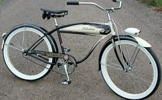 1950 Schwinn Hornet Bicycle
