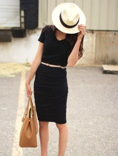 LBD. Just a little more length would make Mama happy. Really cute.