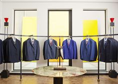 Paul Smith flagship store by Paul Smith & 6a Architects, London