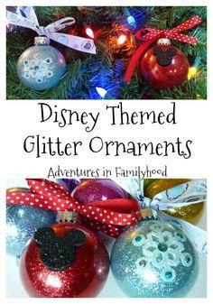 Disney Themed Glitte