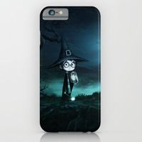 iPhone & iPod Case featuring Witch at THE NIGHTMARE by alexa