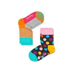 Infant Toddler Bold Pastel Socks